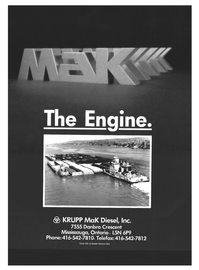 Maritime Reporter Magazine, page 5,  Mar 1993