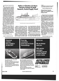 Maritime Reporter Magazine, page 73,  Mar 1993 gas oil