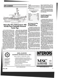 Maritime Reporter Magazine, page 75,  Mar 1993