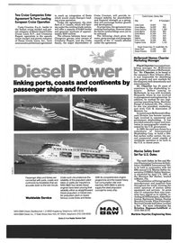 Maritime Reporter Magazine, page 6,  Mar 1993