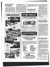 Maritime Reporter Magazine, page 84,  Mar 1993