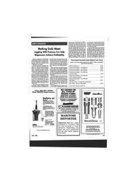 Maritime Reporter Magazine, page 118,  Jun 1993 Connecticut