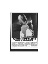 Maritime Reporter Magazine, page 23,  Jun 1993 Mitsui Engineering and Ship
