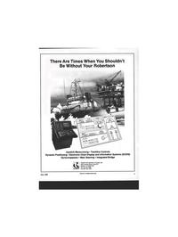 Maritime Reporter Magazine, page 2,  Jun 1993 ROBERTSON MARINE SYSTEMS INC.
