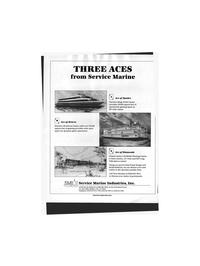 Maritime Reporter Magazine, page 77,  Jun 1993 Service Marine Industries Inc.