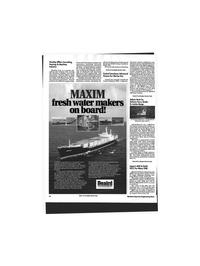 Maritime Reporter Magazine, page 93,  Jun 1993 simulation