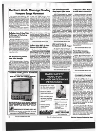 Maritime Reporter Magazine, page 8,  Aug 1993