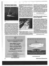 Maritime Reporter Magazine, page 14,  Aug 1993