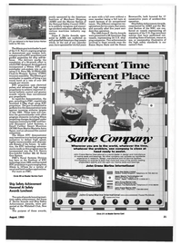 Maritime Reporter Magazine, page 19,  Aug 1993