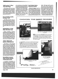 Maritime Reporter Magazine, page 21,  Aug 1993
