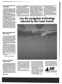 Maritime Reporter Magazine, page 23,  Aug 1993