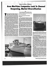 Maritime Reporter Magazine, page 26,  Aug 1993