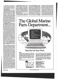 Maritime Reporter Magazine, page 27,  Aug 1993
