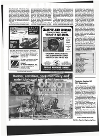Maritime Reporter Magazine, page 30,  Aug 1993