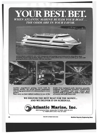 Maritime Reporter Magazine, page 32,  Aug 1993