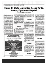 Maritime Reporter Magazine, page 38,  Aug 1993