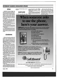 Maritime Reporter Magazine, page 39,  Aug 1993