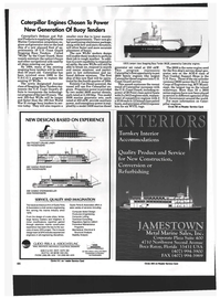 Maritime Reporter Magazine, page 42,  Aug 1993