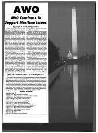Maritime Reporter Magazine, page 49,  Aug 1993