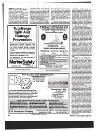 Maritime Reporter Magazine, page 52,  Aug 1993