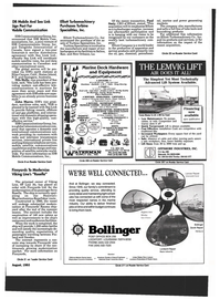 Maritime Reporter Magazine, page 53,  Aug 1993