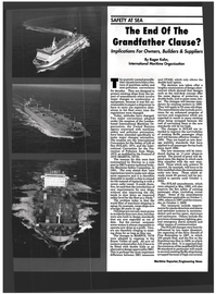 Maritime Reporter Magazine, page 56,  Aug 1993