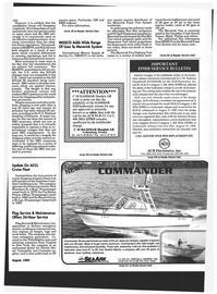 Maritime Reporter Magazine, page 57,  Aug 1993