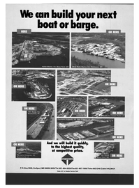 Maritime Reporter Magazine, page 59,  Aug 1993