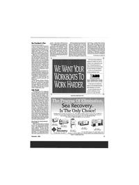 Maritime Reporter Magazine, page 9,  Nov 1993 United States Navy