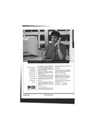 Maritime Reporter Magazine, page 3,  Nov 1993 everyday communications problems
