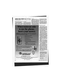 Maritime Reporter Magazine, page 60,  Nov 1993 Service of CELLNET Corporation Call