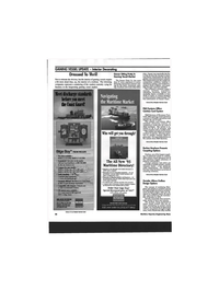 Maritime Reporter Magazine, page 64,  Nov 1993 99971A Bilge Alarm NELSON DIVISION