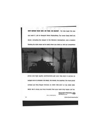 Maritime Reporter Magazine, page 84,  Nov 1993 Newport News shipbuilding