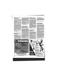 Maritime Reporter Magazine, page 3rd Cover,  Nov 1993 WEST JAMAICA