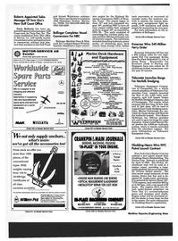 Maritime Reporter Magazine, page 10,  Dec 1993