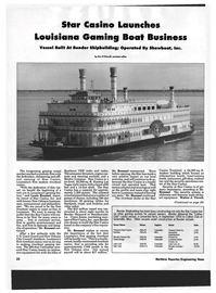 Maritime Reporter Magazine, page 20,  Dec 1993