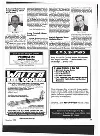 Maritime Reporter Magazine, page 23,  Dec 1993
