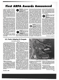 Maritime Reporter Magazine, page 29,  Dec 1993