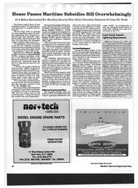 Maritime Reporter Magazine, page 30,  Dec 1993