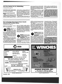 Maritime Reporter Magazine, page 31,  Dec 1993