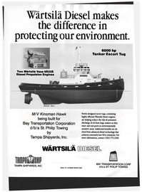 Maritime Reporter Magazine, page 44,  Dec 1993