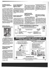 Maritime Reporter Magazine, page 49,  Dec 1993