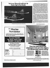 Maritime Reporter Magazine, page 52,  Dec 1993