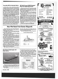 Maritime Reporter Magazine, page 53,  Dec 1993
