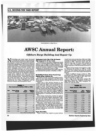 Maritime Reporter Magazine, page 56,  Dec 1993
