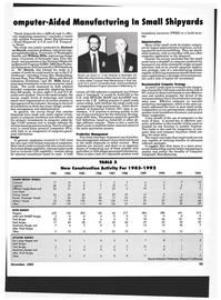 Maritime Reporter Magazine, page 57,  Dec 1993