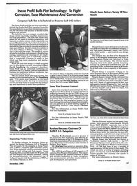 Maritime Reporter Magazine, page 65,  Dec 1993