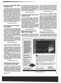 Maritime Reporter Magazine, page 67,  Dec 1993