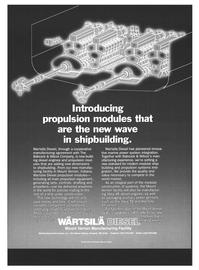 Maritime Reporter Magazine, page 5,  Dec 1993