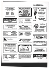 Maritime Reporter Magazine, page 71,  Dec 1993